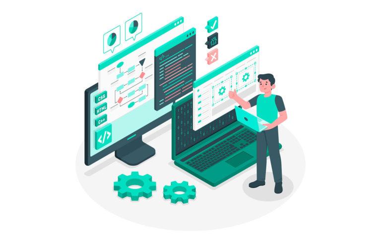 O que faz um desenvolvedor web?
